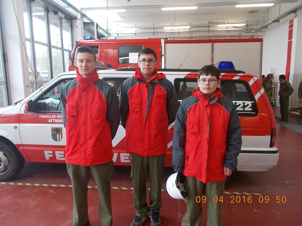 Feuerwehr Jugendleistungsabzeichen Gold