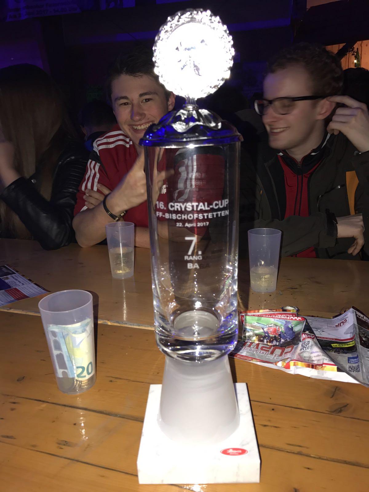 Kuppelcup Bischofstetten