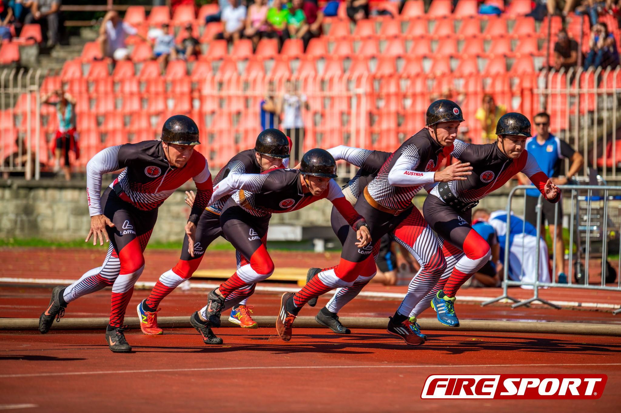 WM der Feuerwehrsportgruppe Frankenburg